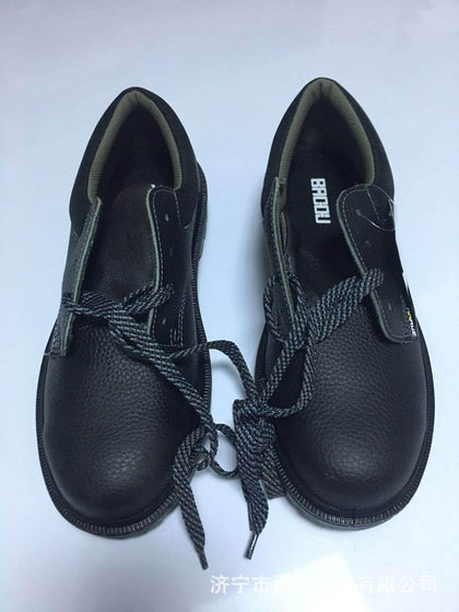 Labor insurance safety shoes anti-piercing shoes quality assurance processing and build welcome to order foot protection