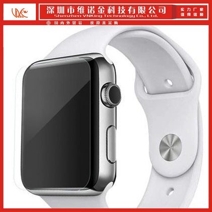 Suitable for Apple Watch Film 38mm Watch Film. 42mm tempered glass film watch film