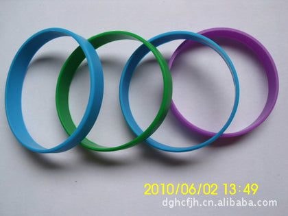 Various Silicone Bracelets Silicone Watches Silicone Bracelets Silicone Products Waterproof Rings Seals