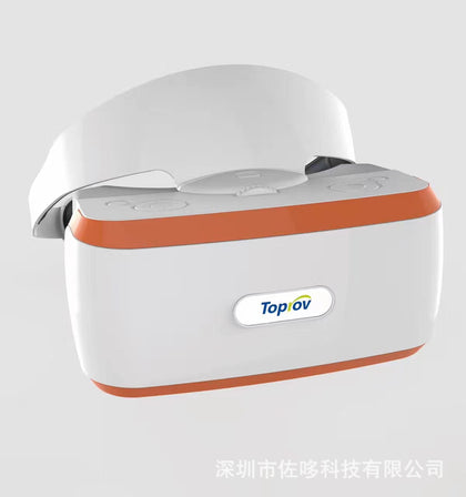Virtual reality intelligent WIFI machine VR machine Android 3DVR machine with gyroscope H8 eight core