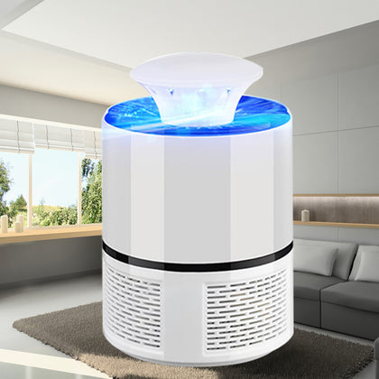Carbon dioxide mosquito lamp home mosquito repellent artifact indoor sweeping plug-in bedroom pregnant women baby without radiation