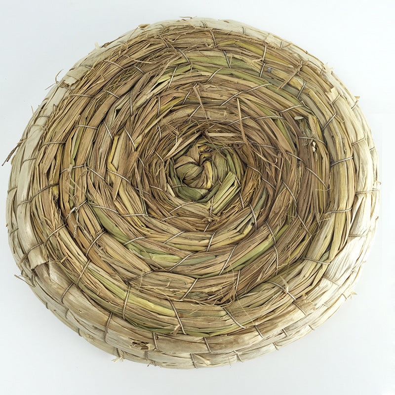 Grass nest rabbit nest rabbit nest My Neighbor Totoro Guinea pig Guinea pig turf mat Bird nest bird nest