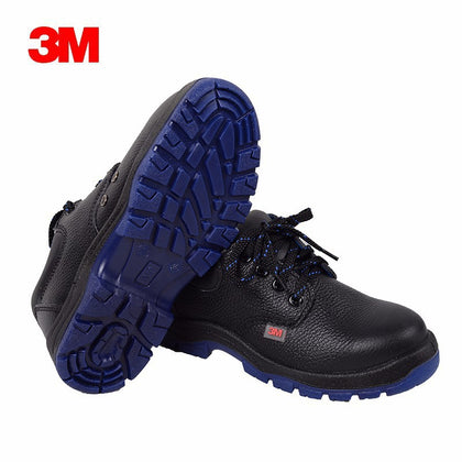 3M ECO3012 economical non-slip safety shoes breathable anti-static labor insurance shoes steel toe caps anti-smashing anti-piercing shoes