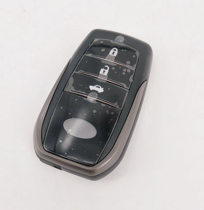 Remote control Toyota style smart card car key remote control replacement shell