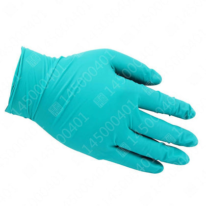 Ansell Ansell 92-600 Green Universal Disposable Nitrile Chemical Protective Gloves