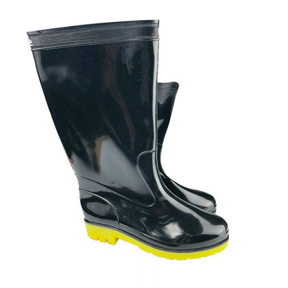 Shenglan-7 work rain boots anti-chemical safety boots wear waterproof work rain boots non-slip boots