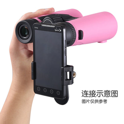 Cross-border dedicated mobile phone telescope head clip telephoto lens 17mm mobile phone special clip mobile phone clip lens clip