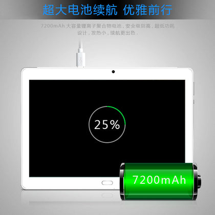 X20 ten core 10.1 inch 4G full Netcom tablet with Bluetooth GPS WIFI