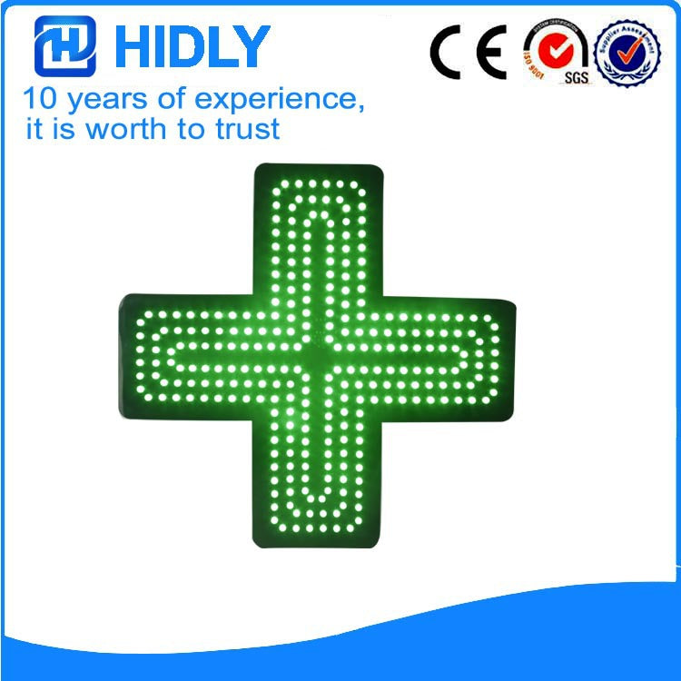 Factory direct western country special LED cross light box / cross light box manufacturers