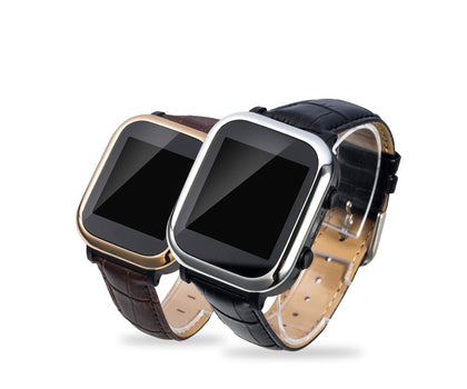Factory direct new old smart phone watch Real-time positioning heart rate blood pressure remote monitoring health