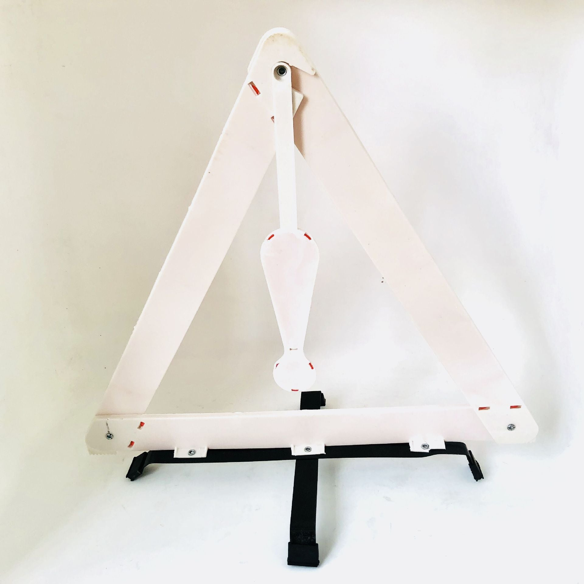 New traffic warning frame Car triangle reflective warning sign Road fault warning frame 3088 emergency tool