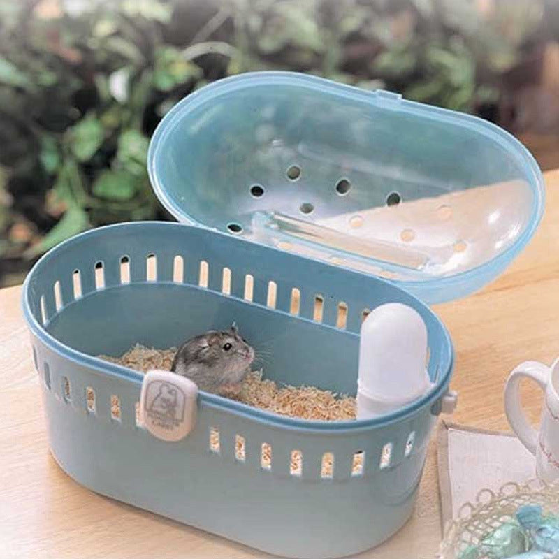 Japan Alice portable hamster cage small animal out of the box portable hamster nest HQ250 one generation