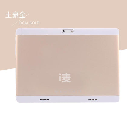 Ultra-thin HD 12 inch 10 inch eight core WiFi smart tablet dual card 4G Android wholesale