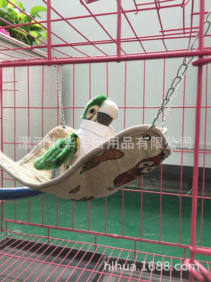 Wan pet factory price direct supply small pet hammock, cat trampoline