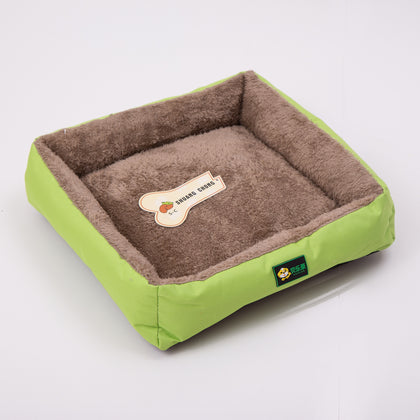 New Pet Products Simple Pet Nest Pet Puppy Pet Bed Plush Kennel Pet Products Factory