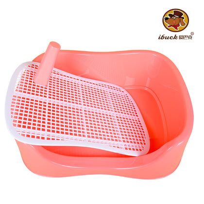 Teddy dog toilet tablet small medium dog fence dog dog dog toilet dog fixed point defecation dog