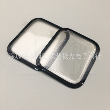 Suitable for iWatch 4th generation 40mm / 44mm full plastic protective film 3D curved hot-bent Apple Watch tempered film