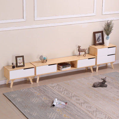 150 combined TV cabinet total length 250CM