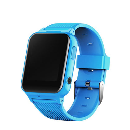 Factory direct wholesale Q18 children's phone watch depth waterproof positioning photo smart wear a generation