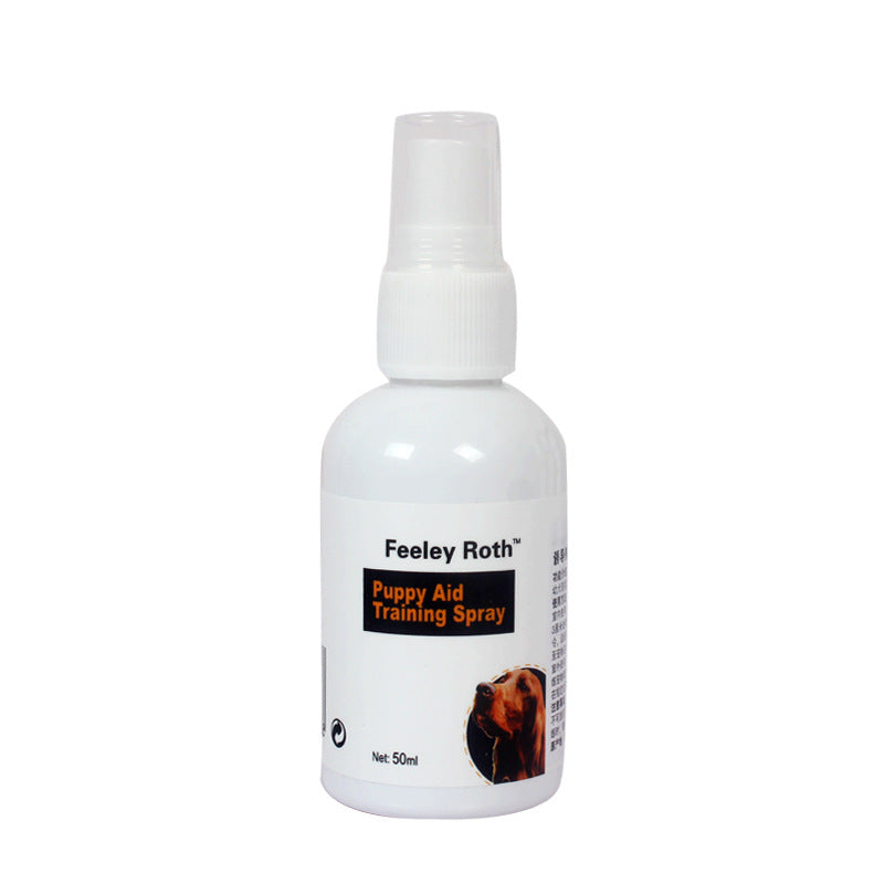 Philip Ross Inducer Pet Dog Defecation Inducer Dog Inducing Agent Positioning Defecation 50ml