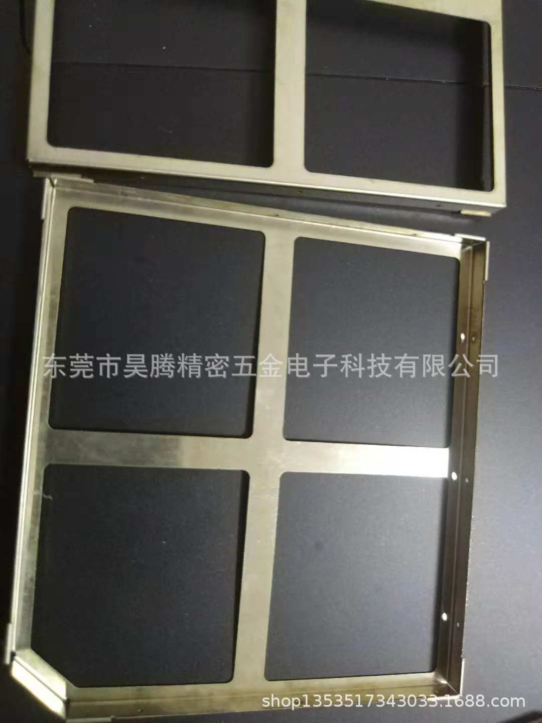 0.2T ocean white copper hand sample processing hand sample processing small batch production shielding cover shielding frame production