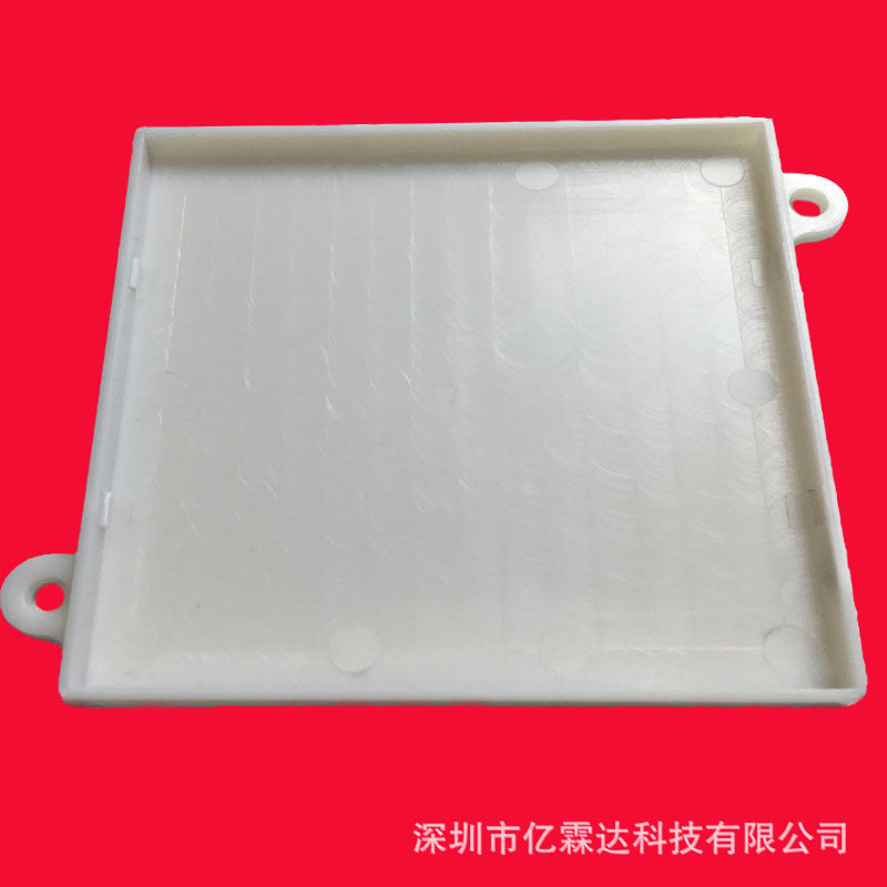 Four-lamp block chain diffuse reflection square diffuse reflection led light box module with lens square module waterproof shell