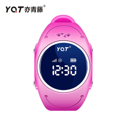 Also Qingteng GPS positioning waterproof children's phone watch kids watch smart wear children's positioning watch