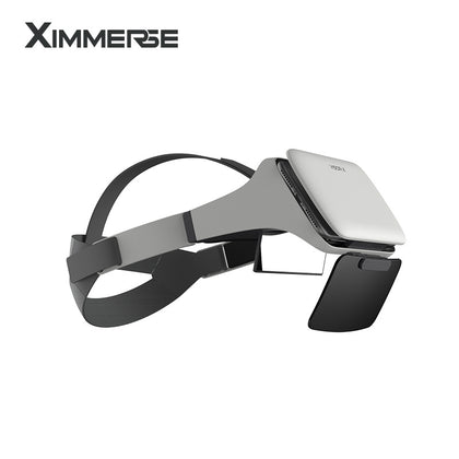 Ximmerse Headset Ultra HD VR Cinema Phone Screen Amplifier 3D Glasses Eye Protection Radiation