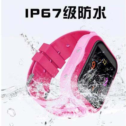 A32 depth waterproof smart children's phone watch photo GPS/WiFi multiple precision positioning phone watch