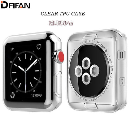 New Apple Watch 4 Protective Case Apple Watch Apple 3 Watch Transparent Cover For iwatch