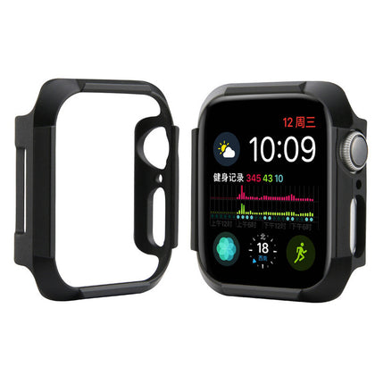 Patented armor PC suitable for Apple watch4 protective case for Apple Watch 4th generation iwatch4 case