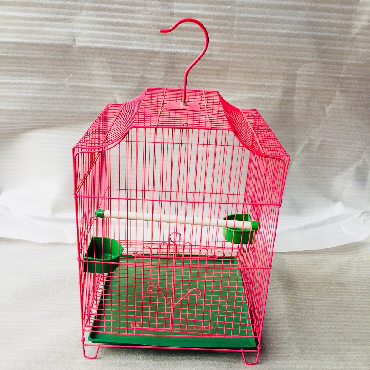 Starling cage small bird cage wire spray anti-rust bird cage