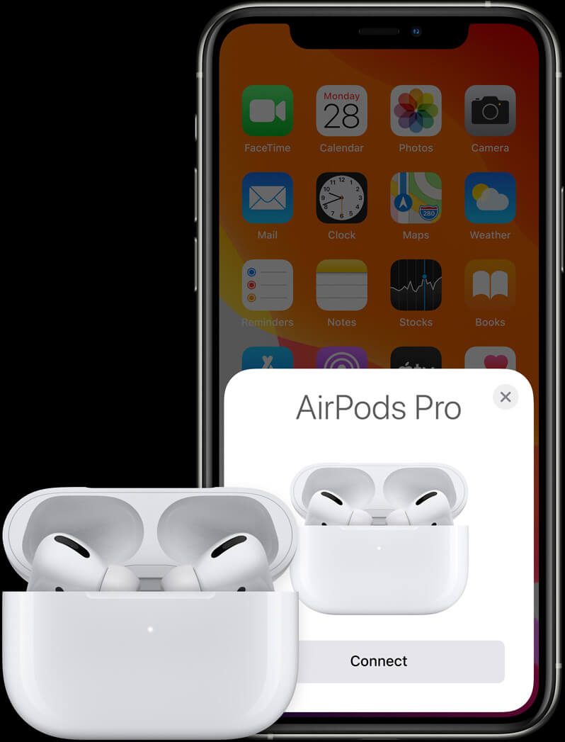 AirPods Pro For All Smart Mobile Phone Android & iOS
