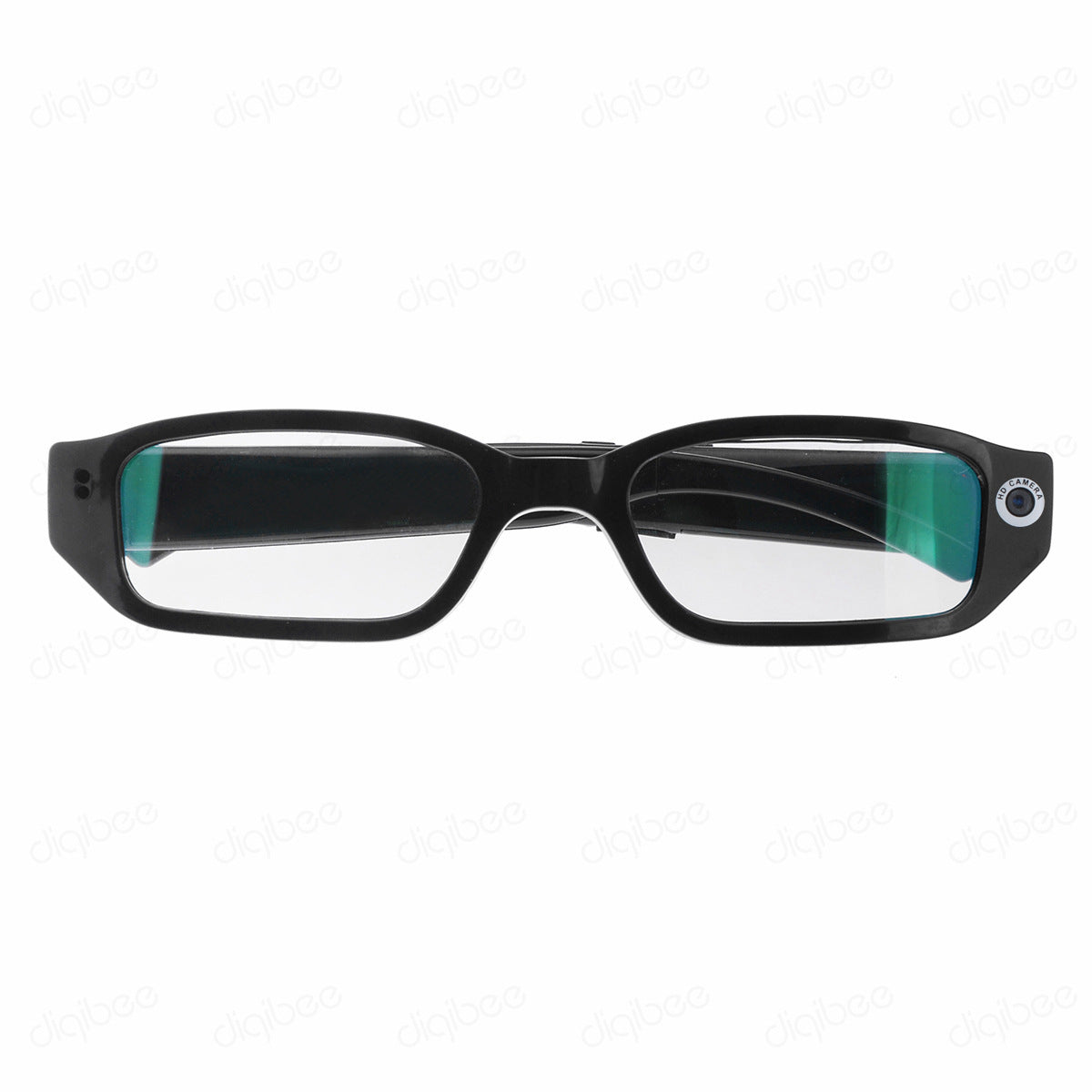 Optic Frame With Wearable Camera