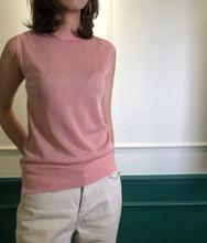 Load image into Gallery viewer, SLEEVELESS KNITWEAR