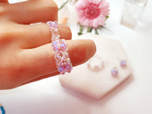 Load image into Gallery viewer, Swarovski Crystal Ring/Bracelet/Earrings