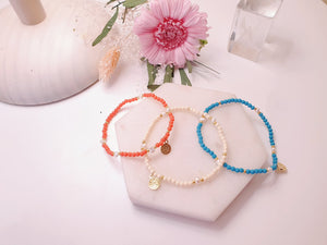 Three Colours Bracelets