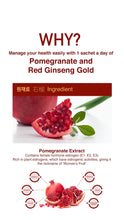 Load image into Gallery viewer, Korea Red Ginseng with Pomegranate