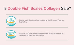 Double Finish Scales Collagen
