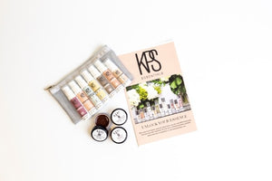 KPS Essentials In-Home Spa Kit
