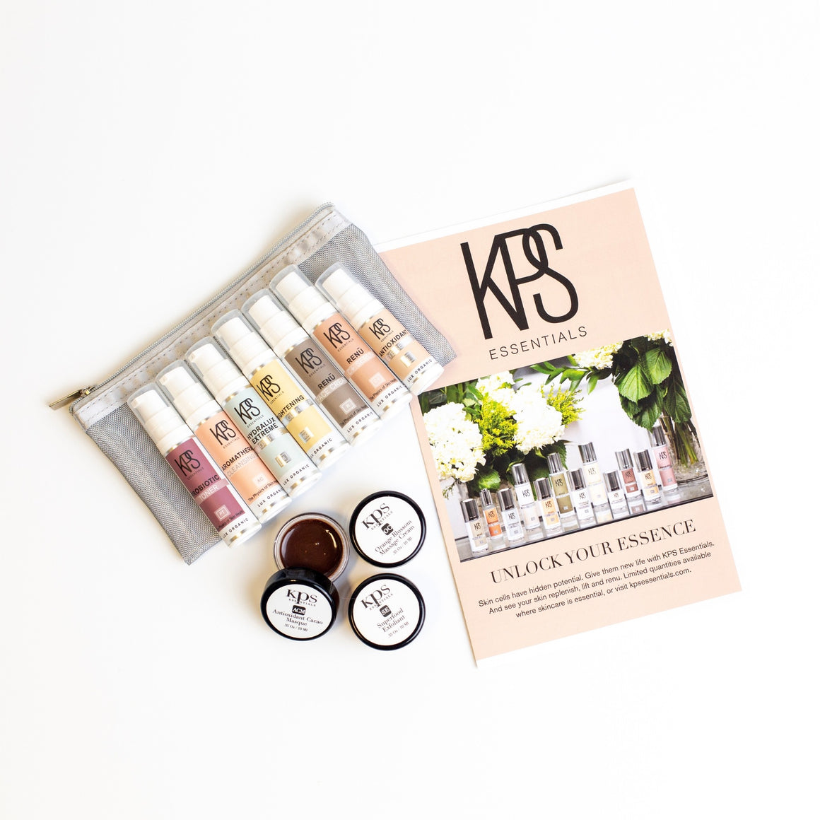 KPS Essentials In-Home Facial Kit