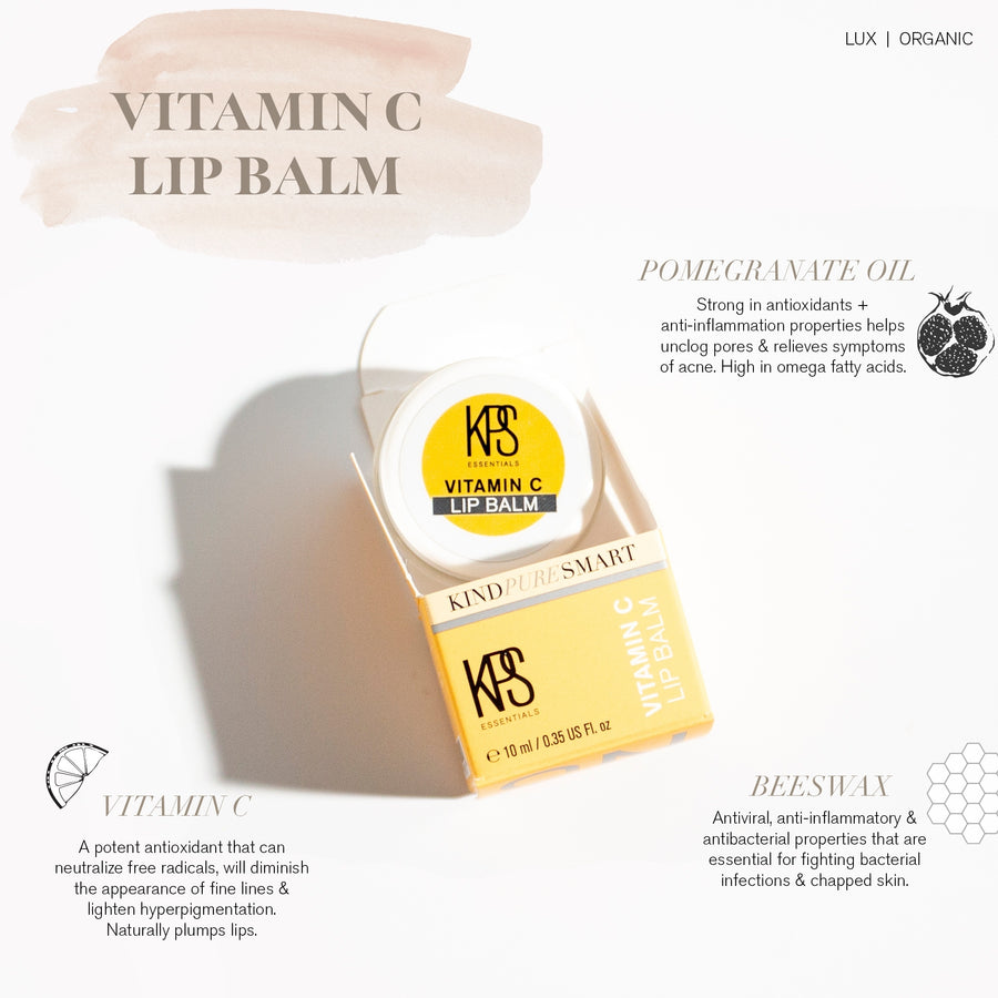 KPS Essentials Lip Vitamin C Lip Treatment .35 oz.