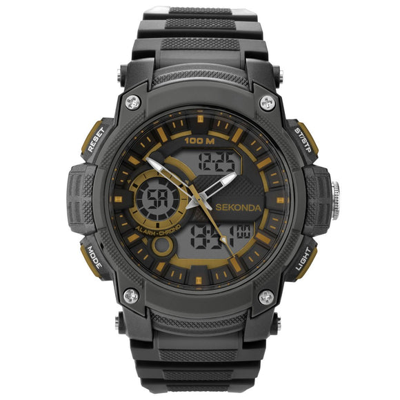 Sekonda 1229 Gents Multi Function watch