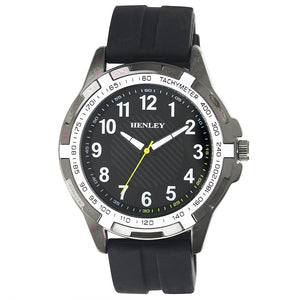 Henley Gents Silicon Fashion Watch H02191