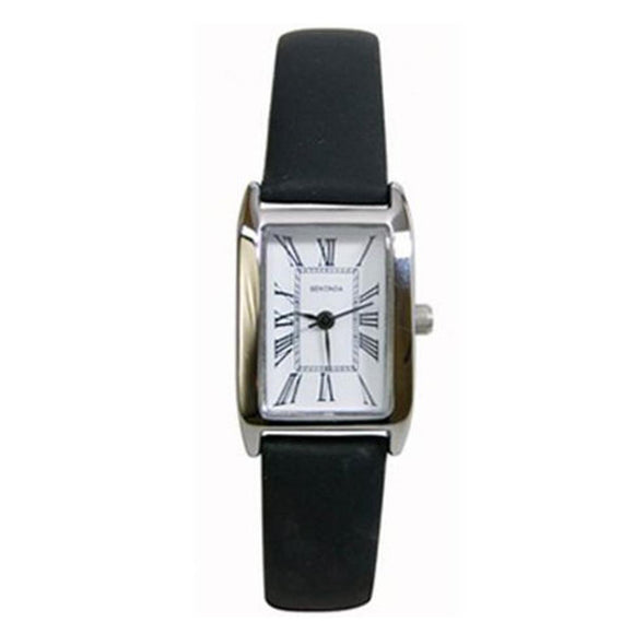 Sekonda 4025 Ladies Leather Strap Watch