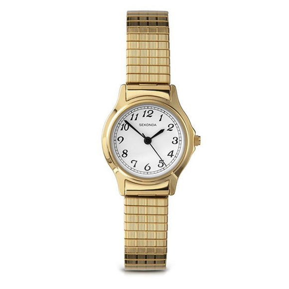 Sekonda 4134B  Ladies Expanding Bracelet Watch
