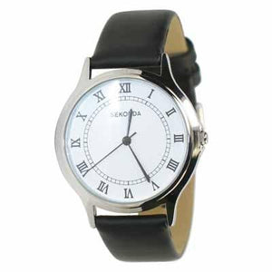 Sekonda 3022 Gents Leather Strap Watch
