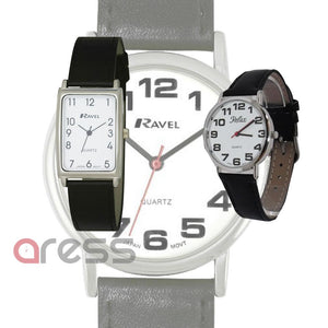 Reflex/Ravel 10pc Assorted Basic Quartz on strap