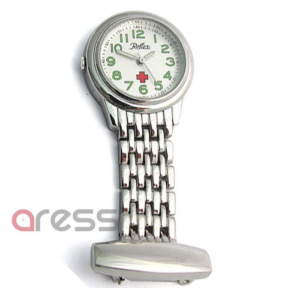 NURSES -Fob Watch Assorted in gold and silver colour