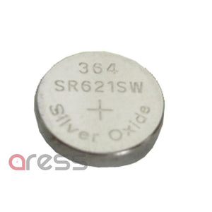 SILVER OXIDE 364 WATCH BATTERIES(per 10pc Box)